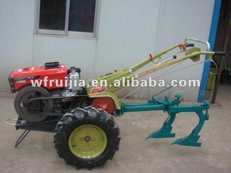 Made In China Power Tool Power Tiller Mini Tractor