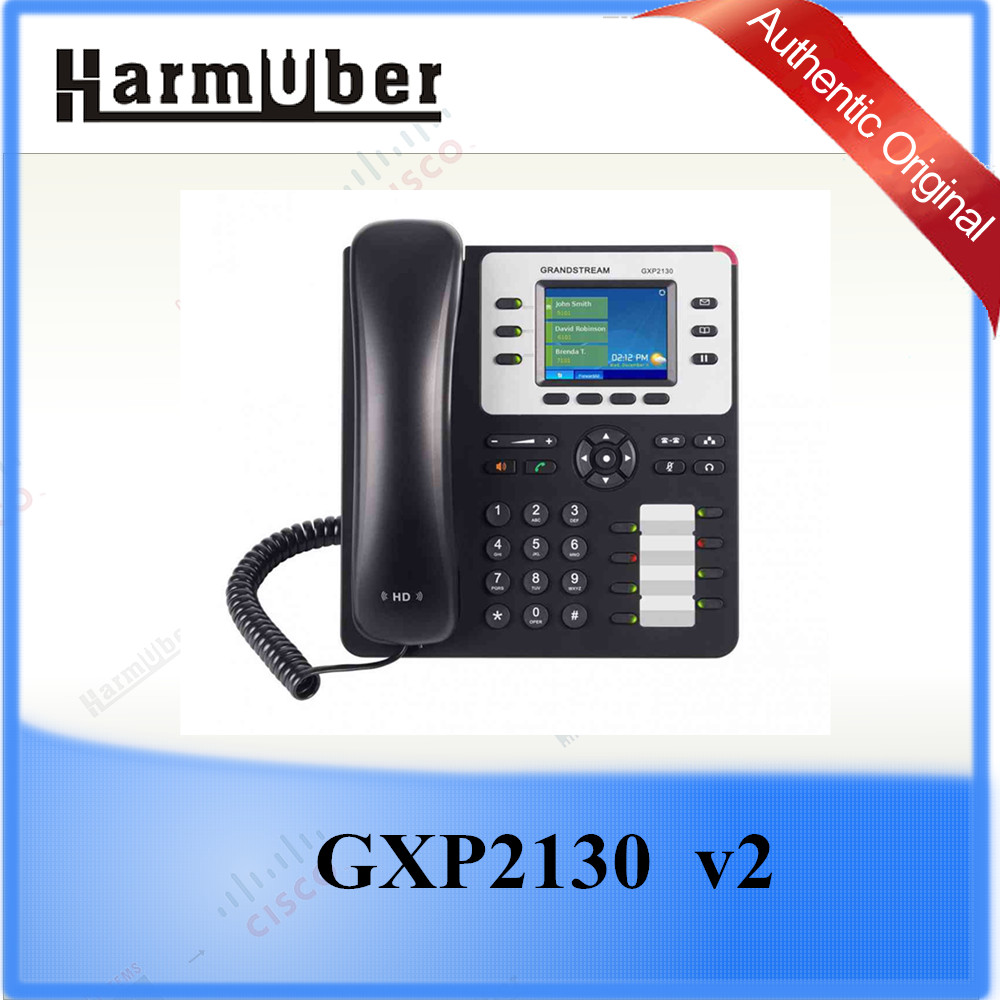 High-End IP Phone Grandstream GXP2130 v2