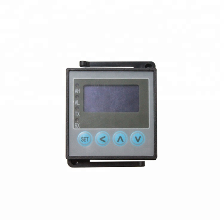 Mini pulse output gas air flow totalizer meter