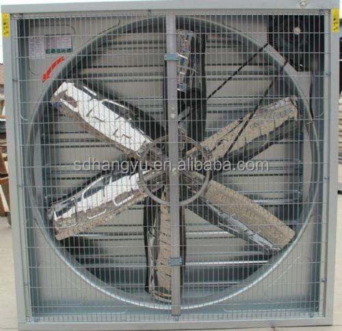 Professionnel Mur monté ventilation de la volaille