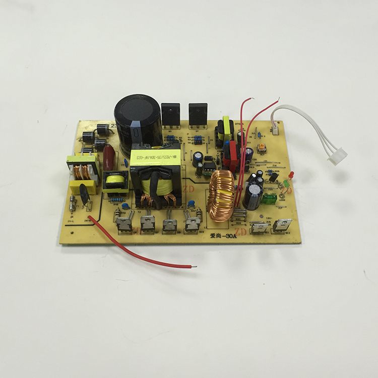 Lowest price 12v 30A battery charger circuit pcb board, View 12v battery  charger pcb board, AISHANG Product Details from Zhongshan Dongfeng