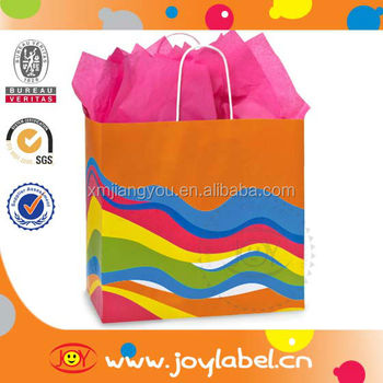 Tope Sale Paper Shopping Bags Handbags