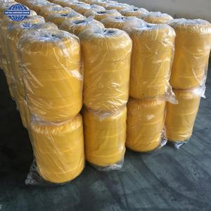 Hot sale yellow roller barrier / rolling barrier system / road guard rail