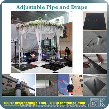 products other kits tourgo drapes and systems drape for system event used portable innovative exhibition pipe
