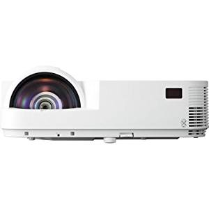 "Nec Display Solutions - Nec Display Np-M332xs 3D Ready Dlp Projector - 720P - Hdtv - 4:3 - F/2.4 - 3.1 - Secam, Ntsc, Pal - 1024 X 768 - Xga - 10,000:1 - 3300 Lm - Hdmi - Usb - Vga In - Ethernet - 335 W - 2 Year Warranty ""Product Category: Video Electronics/Projectors"""
