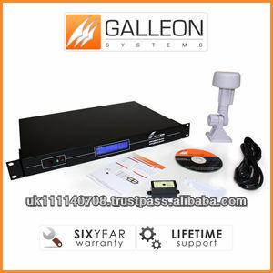 The Galleon 6001-gps,1u Rackmount,Ntp Time Server,Gps Time
