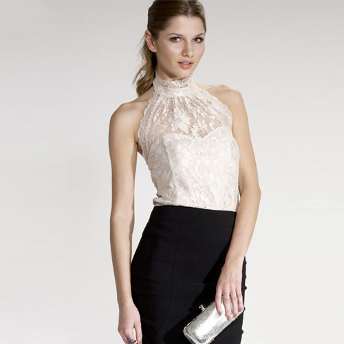 Formal Evening Blouses - Breeze Clothing