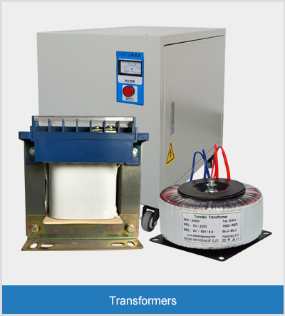 25KW Three Phase Servo Transformer for Servo Motor