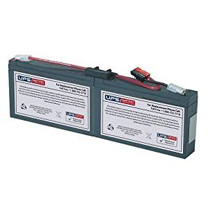 APC Powerstack 250VA 1U PS250 (SLA) Replacement Battery Pack - RBC18