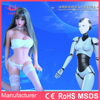165CM Intelligent Lifesize Bride Sex Robot With Movable Eyes& head