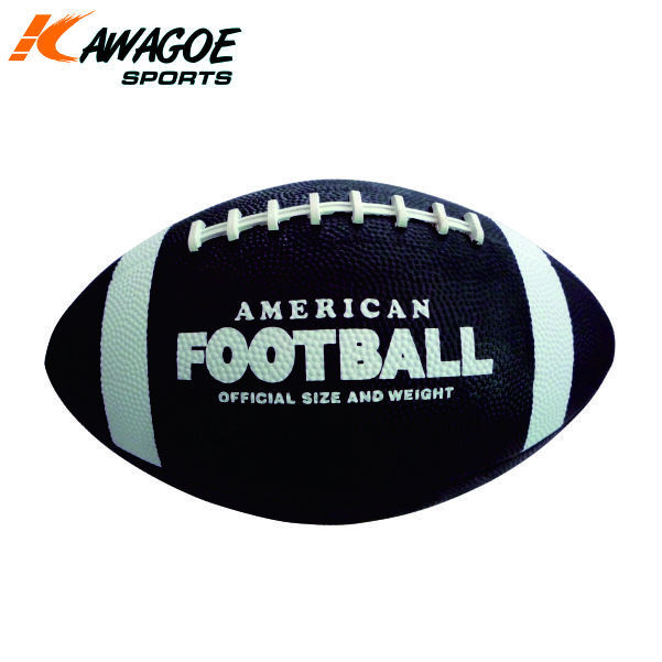 Rubber American Football / Rugby Ball