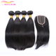 cheap brazilian 100% virgin 16 18 20 22 34 inch indian silk silky cambodian natural straight remy human hair top weave bundles
