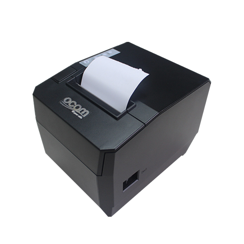 High Speed 3 inch 80mm POS Wifi Serial USB Ethernet Thermal Receipt Ticket <strong>Printer</strong> with Cutter for Restaurant Supermarket Store