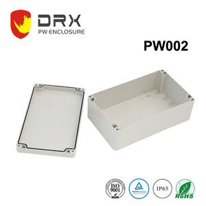 IP65 plastic waterproof enclosure