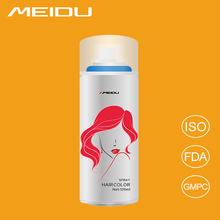 chine cheveux colorant pulvrisation oemodm fabricant en gros temporaire lavable cheveux de pulvrisation de - Spray Colorant Cheveux