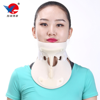 Soft Cervical Collar Neck Brace Adjule Breathable Orthopedic