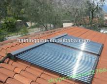 Solar Keymark Certified Heat Pipe Solar Collector