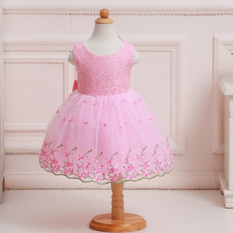 Tienda online niños ropa moda occidental vestido del partido ...