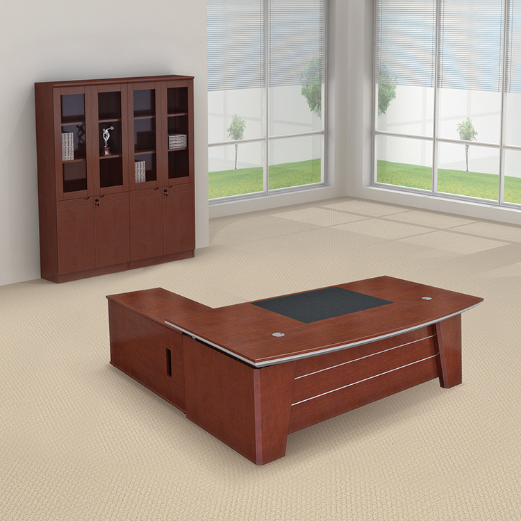 Cheap Home Customized Wood Furniture Office Desk Set