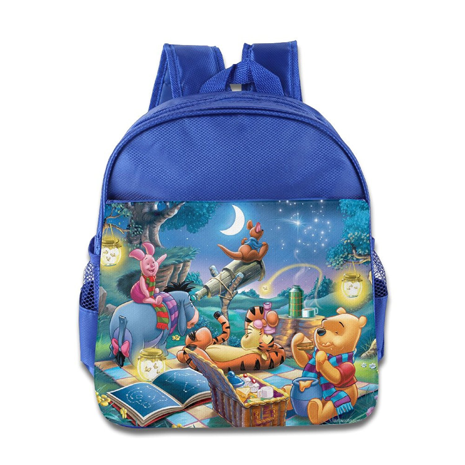 2b5c6252e2a Buy Winnie The Pooh Bear Kids School Backpack Bag in Cheap Price on ...