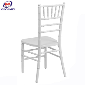 commercial used wedding white chiavari chair