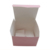 Assorted chocolate chip cookies paper packaging gift box