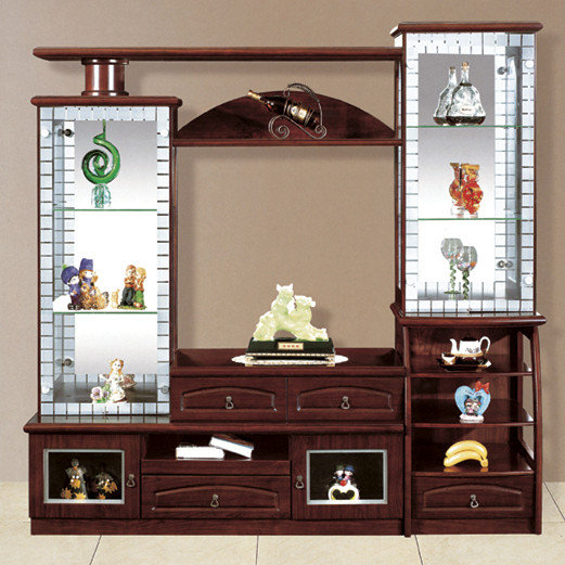 China Manufactory Promotional Wood Tv Lcd Cabinet 808 Tv Cabinet With Showcase Buy Tv Cabinet