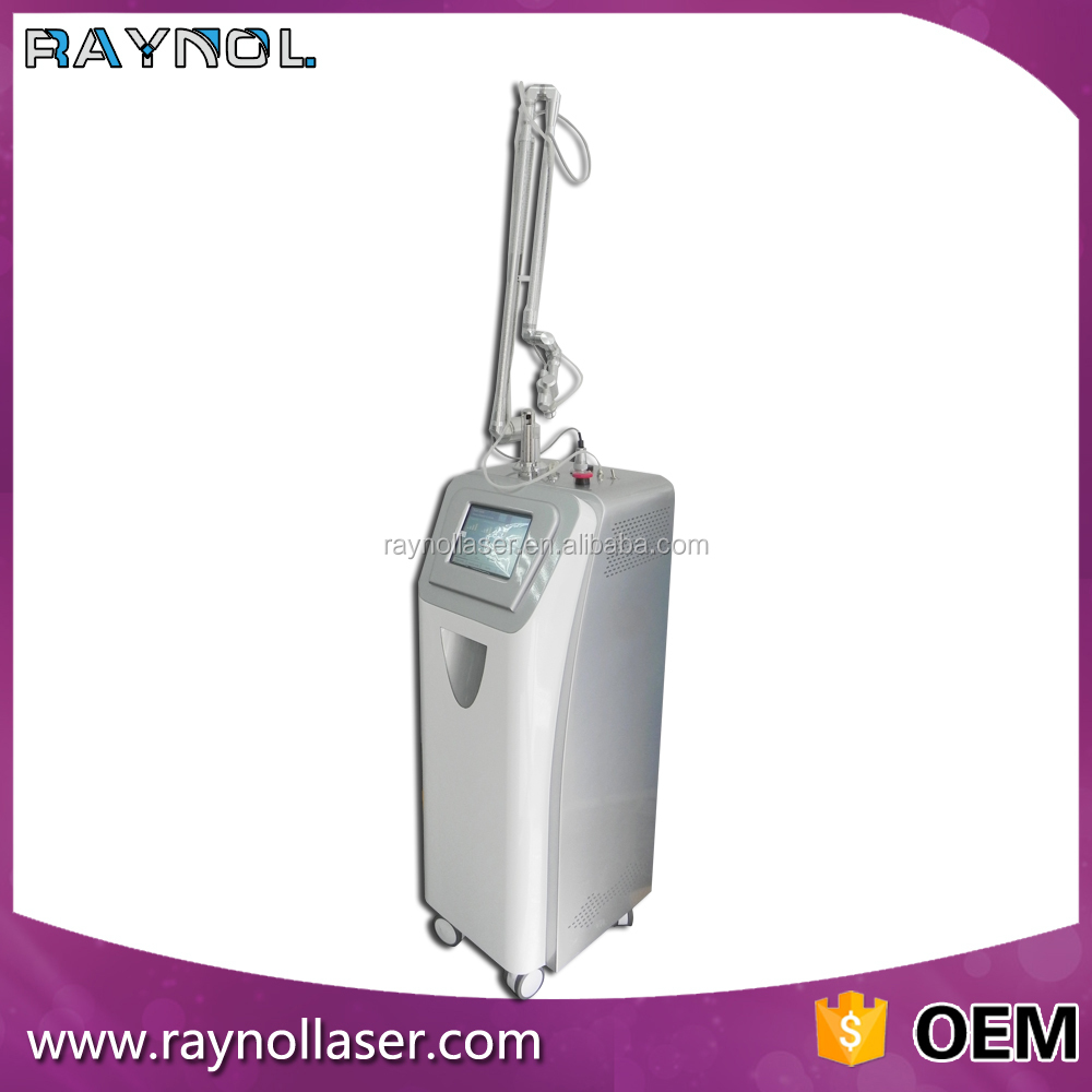 2016 Clinic Equipment 10600nm 40W Metal Tube Co2 Fractional Laser Beauty for Vaginal Tightening