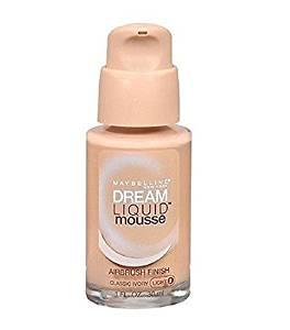 Maybelline Dream Liquid Mousse Foundation– CLASSIC IVORY (LIGHT 2)