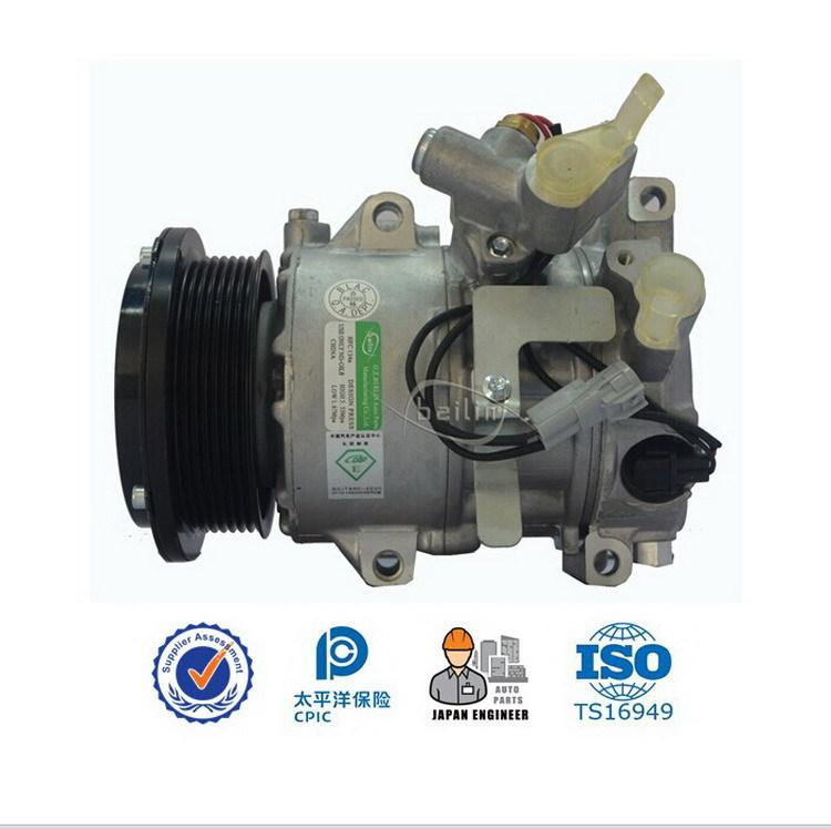 6seu16c Air Cond Compressor For Toyota Hiace Trh22 88310