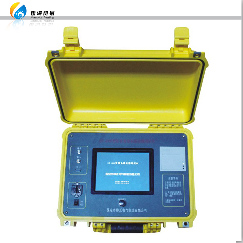High Voltage Long Distance Tdr Buried Cable Sheath Fault Locator