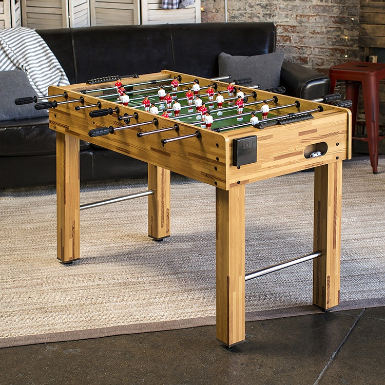 Best Choice Indoor Competition Sized Arcade Room Hand Soccer Football Game Table