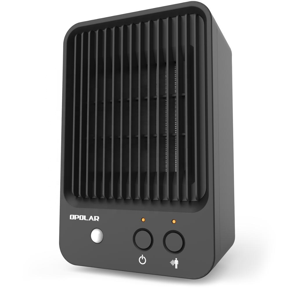 OPOLAR Space Portable Ceramic <strong>Heater</strong>, 600 Watt Personal Mini <strong>Heater</strong> with Smart Infrared Body Sensor, Silent Floor <strong>Heater</strong>