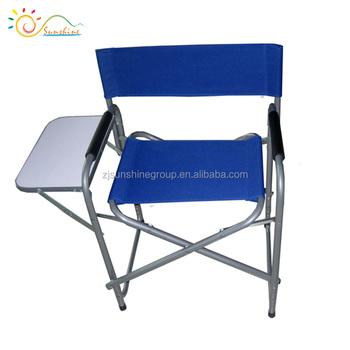 Foldable Aluminum Director Portable Canvas Chair