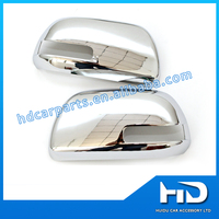 Car chrome Side mirror Cover for toyota vellfire/alphard/estima