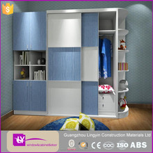 Made in China used pictures of wooden wardrobe closet organizers