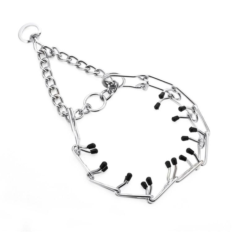 China Steel Dog Collar Wholesale