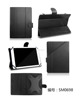 2017 New designe factory wholesale OEM/ODM pu leather flip cases for ipad