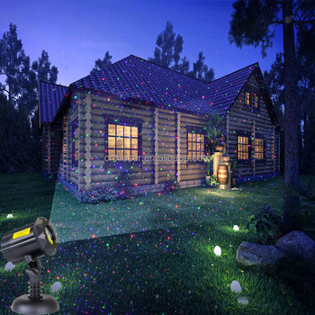 High Quality Landscape Lighting Static Firefly Garden Christmas Laser Lights Indoor  Fireworks Effects