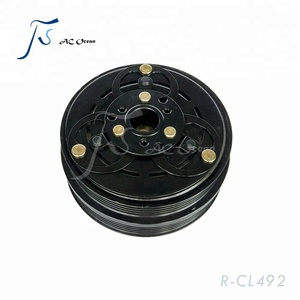 DKS15D Magnetic Clutch For Volvo C30 C70 S40 V50 Air Conditioner Compressor