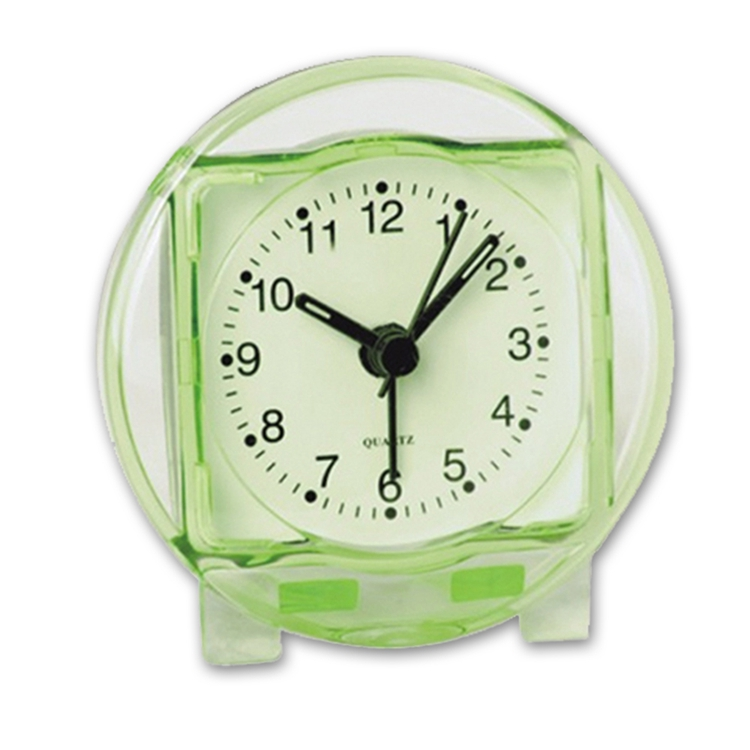 Small Plastic Table Quartz Alarm Clock