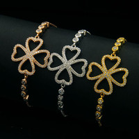 Fashionable 18k Gold Plated 925 Sterling Silver Women Jewelry