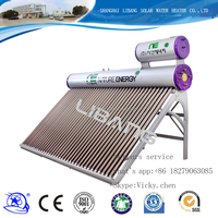 high absorption pressurized solar water heater fitting