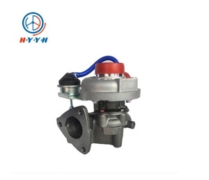 GT17 Turbocharger 1118300ABY 822158-0002 822158-5002 4JB1 engine turbo for  JAC cars