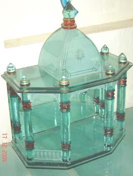 M 013 Glass Craft Mandir  Buy Glass Mandir Craft Product. Range Hood Cover. Woe Construction. Vintage Granite. 12x24 Tile In A Small Bathroom. Gold Leaf Mirror. Home Bar Design. Knockdown Ceiling. Pantry Shelving Ideas