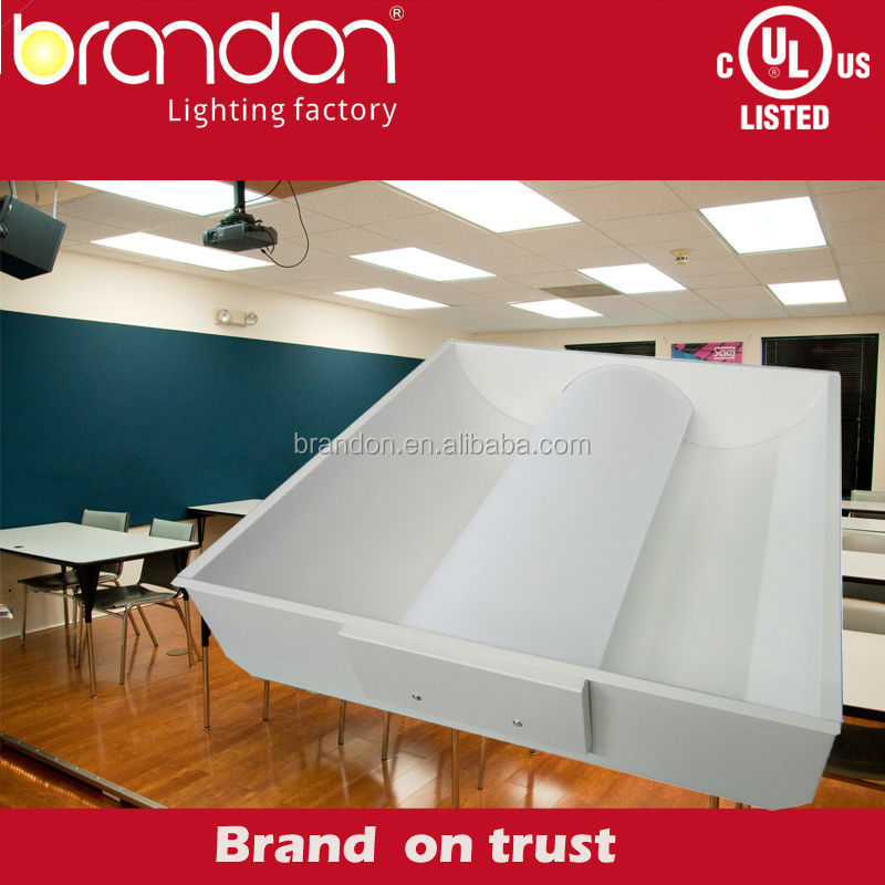 Ul Dlc Listed 2x2 2x4 Led Troffer Recessed Surface Mount Led Light ...