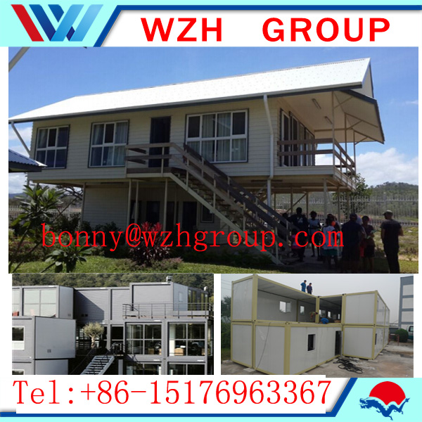 pre fab house , container house / home / office / shop / storage / workshop
