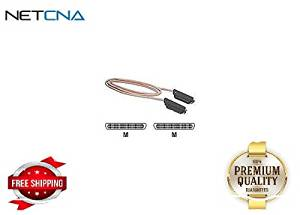 Black Box CAT3 Telco Connector Cable - network cable - By NETCNA
