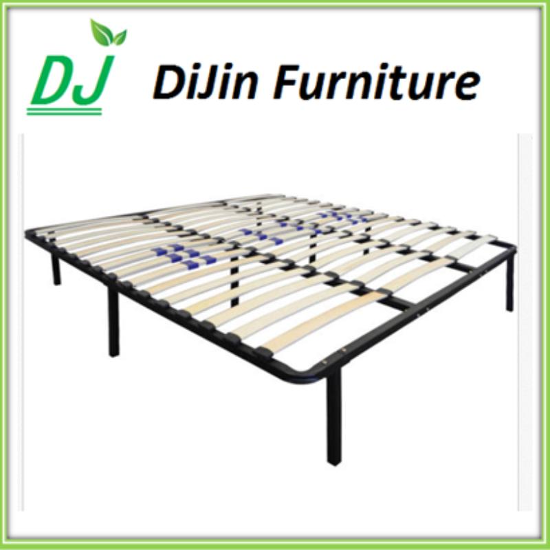 stijlvolle slaapkamer meubels full size metalen bed frame 7 been
