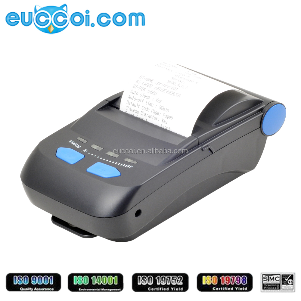 Xp-p300 Portable Mini Pos Printer,58mm Bluetooth Android Receipt Printer  Pos Printer Support Android And Ios Phone - Buy Android Pos  Printer,Portable